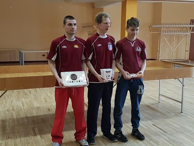 Sacensību uzvarētāju vidū Deniss Ovsjaņņikovs