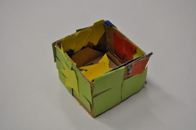 Iepakojuma kastīte